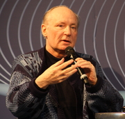 """Author photo. Eugen Drewermann auf der Leipziger Buchmesse 2010 By Amrei-Marie at German Wikipedia, CC BY-SA 3.0 de, <a href=""""https://commons.wikimedia.org/w/index.php?curid=9802255"""" rel=""""nofollow"""" target=""""_top"""">https://commons.wikimedia.org/w/index.php?curid=9802255</a>"""
