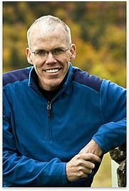 Author photo. Bill McKibben