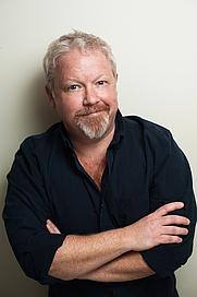 Author photo. Mark A. Rayner