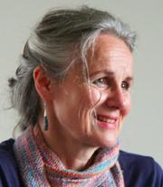 "Author photo. Margaret Bennett, author of ""Scottish Customs"""