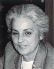 Author photo. Sylvie Patin sur sa page profil à l'Académie des Beaux Arts