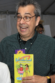 Author photo. Author Chris Grabenstein at the 2016 Texas Book Festival. By Larry D. Moore, CC BY-SA 4.0, <a href=&quot;https://commons.wikimedia.org/w/index.php?curid=53477955&quot; rel=&quot;nofollow&quot; target=&quot;_top&quot;>https://commons.wikimedia.org/w/index.php?curid=53477955</a>