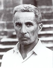 """Author photo. Source: <a href=""""http://it.wikipedia.org/wiki/File:Buzzati2.jpg"""" rel=""""nofollow"""" target=""""_top"""">http://it.wikipedia.org/wiki/File:Buzzati2.jpg</a>"""