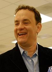 Author photo. Tom Hanks. Photo by Michael E. Dukes.