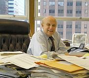 Author photo. Floyd Abrams (1936-    ) Photo taken August 2006 by David Shankbone