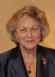 Author photo. Wikipedia, Martha Schad in 2008 (Foto by Dieter Schnöpf)