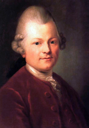 Author photo. Anton Graff (1771)