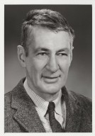 Author photo. Norman Malcolm, Professor of Philosophy.