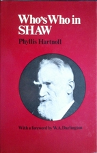 Who's Who in Shaw by Phyllis Hartnoll