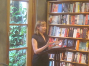 Author photo. Octavia Books, Uptown New Orleans: Author Sheila Heti reads from and discusses her book &quot;How Should a Person Be?&quot; By Infrogmation of New Orleans - Photo by Infrogmation of New Orleans, CC BY-SA 3.0, <a href=&quot;//commons.wikimedia.org/w/index.php?curid=26965546&quot; rel=&quot;nofollow&quot; target=&quot;_top&quot;>https://commons.wikimedia.org/w/index.php?curid=26965546</a>