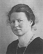 Author photo. Elisabeth Müller