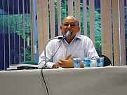 Author photo. Antônio Joaquim Severino é professor da Faculdade de Educação da Universidade de São Paulo (FEUSP).
