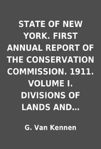 STATE OF NEW YORK. FIRST ANNUAL REPORT OF…