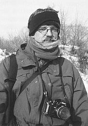 Author photo. Hans-Peter Bärtschi