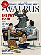 The Walrus, December 2015 by Kay Jonathan