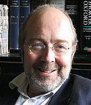 Author photo. OXFORD CENTRE for LATE ANTIQUITY