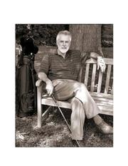 Author photo. Photo by Rob Morgan