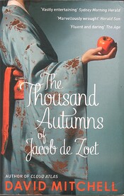 The Thousand Autumns of Jocab de Zoet cover