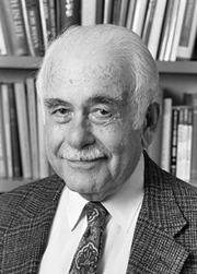 Author photo. Benjamin I. Schwartz [credit: Harvard Gazette]
