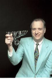 Author photo. Prof. J. Richard Gott (photo courtesy of Princeton University)