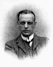 Author photo. Image from <b><i>A new English dictionary on historical principles : founded mainly on the materials collected by the Philological Society</i></b> (1919)