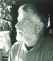"Author photo. Hamish Brown, author of ""Hamish's Mountain Walks"""