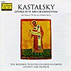Liturgy of St. John of Chrysostom by…