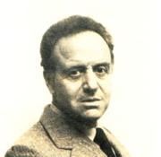 Author photo. Sabatino Moscati