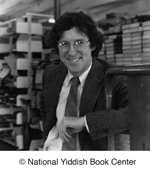 Author photo. Photo by Patricia Williams, courtesy of the <a href=&quot;http://www.yiddishbookcenter.org&quot;>National Yiddish Book Center</a>