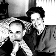 Author photo. Howard and Susan Kaminsky