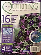 McCall's Quilting March/April 2017 by Paula…