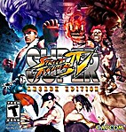 Super Street Fighter IV: Arcade Edition by…