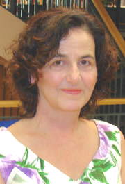 Author photo. John Burlinson, 2008.