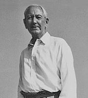 Author photo. Kenneth Sisam in 1959