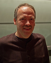 Author photo. Will Shortz