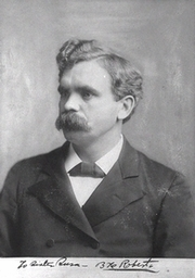 Author photo. Photograph taken in the 1890's