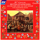 18th century British symphonies by The…
