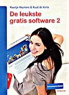 De leukste gratis software 2 by Maartje…