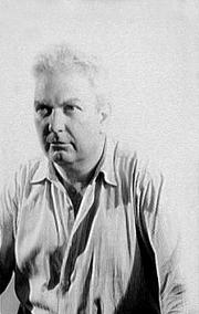 Author photo. Carl Van Vechten (1947)
