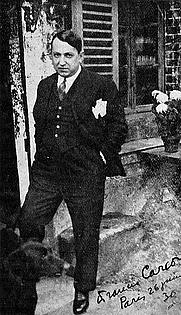 Author photo. Karel Čapek (1890–1938)