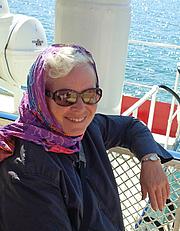 Author photo. BA Sociology BA Psychology, Women's Studies MA Conflict Studies