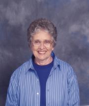 Author photo. Helen Lester Thompson (-2007)