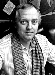 Author photo. Tim Rice in 1981 [credit: AP Press photo]