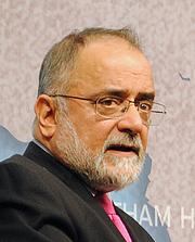 Author photo. Ahmed Rashid. Photo courtesy Chatham House.