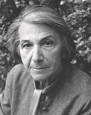 Author photo. Nathalie Sarraute foto: Jacques Sassier Editions Gallimard