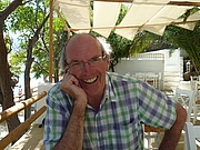 Author photo. Michael Boulter