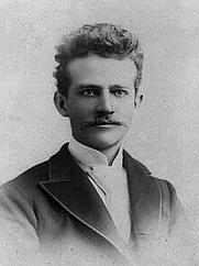 Author photo. Photograph, circa 1890 (Ruthven Deane Collection, LoC Prints and Photographs, LC-USZ62-73593)