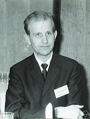 Author photo. Lars Hörmander. Photo by Konrad Jacobs.