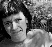 Author photo. Ninni Holmqvist