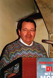 Author photo. Hans Dieter Schäfer